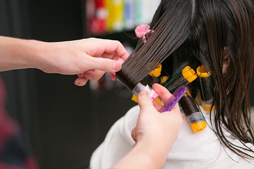 5.カラーリング・パーマは「Detoxケア」で髪のダメージを軽減